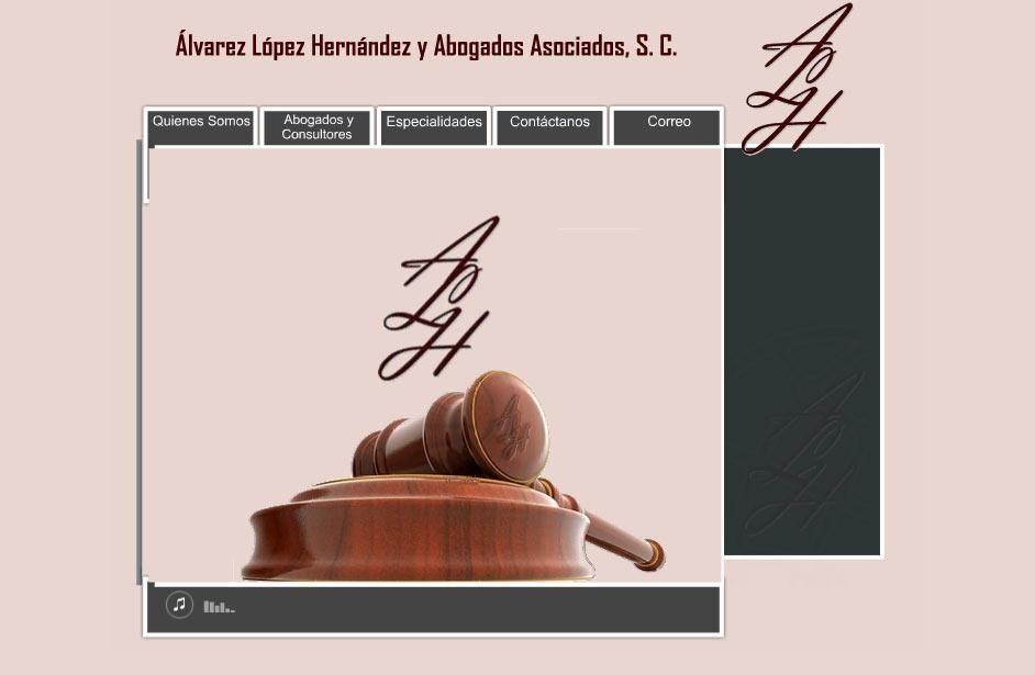 Álvarez López Hernández Abogados Asociados Inicio