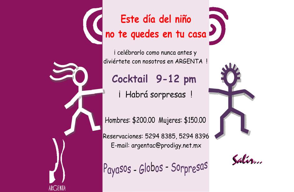 Argenta Invitación