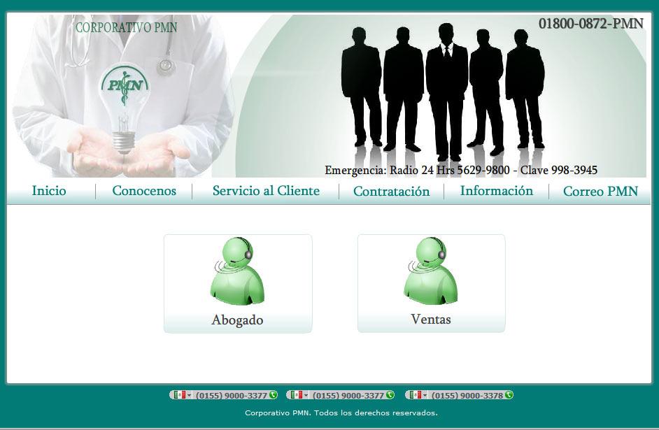 Corporativo PMN On-line