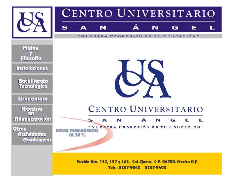 Centro Universitario San Angel